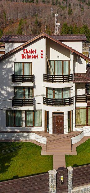Vila Chalet Belmont
